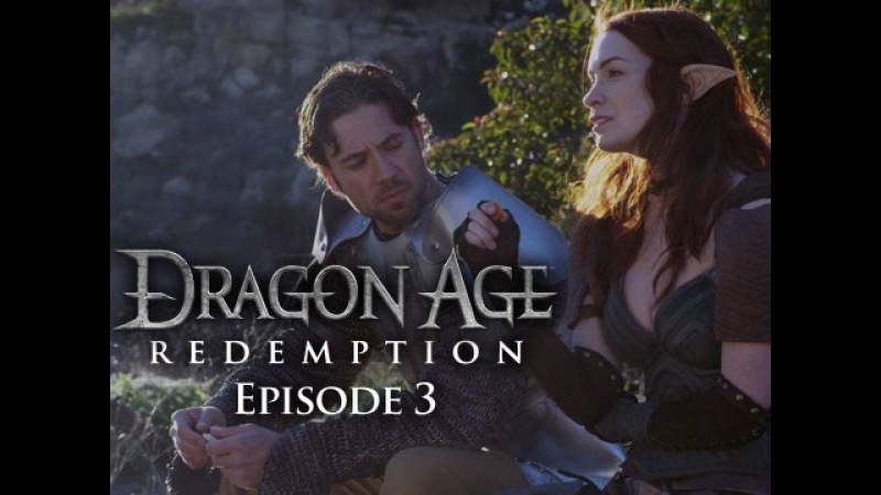 Dragon Age: Redemption - Josmael (Episode 3) ft. Felicia Day!