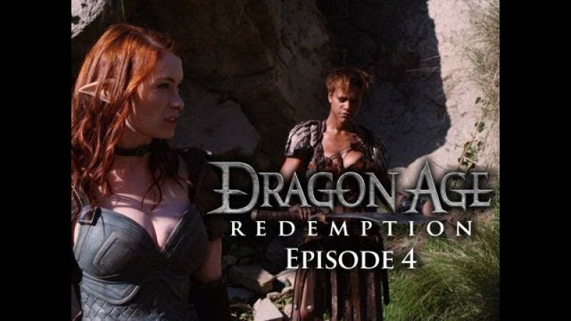 Dragon Age: Redemption - Nyree (Episode 4) ft. Felicia Day!