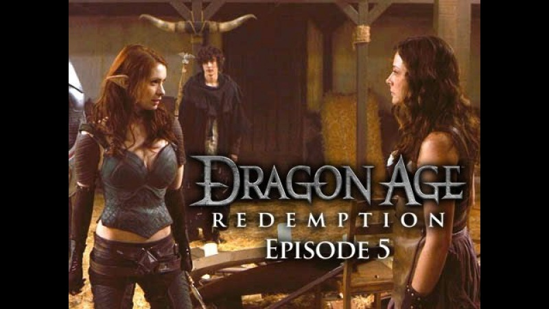 Dragon Age: Redemption - Mercenaries (Episode 5) ft. Felicia Day!