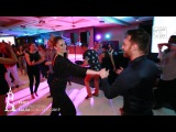 Pablo &amp Ekaterina - social dancing @ PARIS INTERNATIONAL SALSA CONGRESS 2017 (PISC)