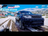 Таки последний стрим в этом году ) Blizzard Mountain Forza Horizon 3