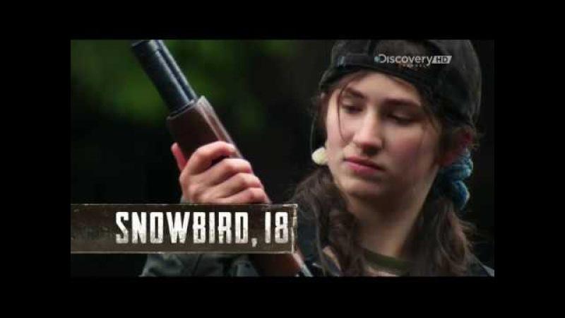 Аляска семья из леса Выросшие на воле 01