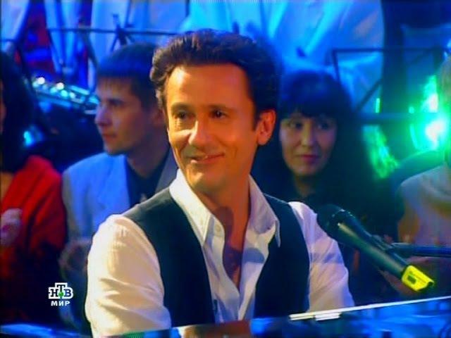 Первая ночь с Олегом Меньшиковым 2004-2005