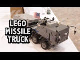 LEGO Technic Missile Launching Truck