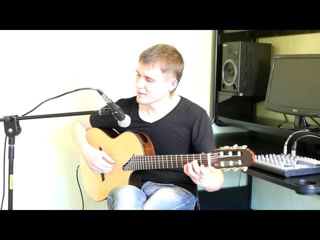 Букет из белых роз В Королёв И Круг на гитаре