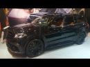 BRABUS 850 BASE Mercedes-Benz GLS 63 AMG 850HP 23 Wheels Essen Motorshow 2016