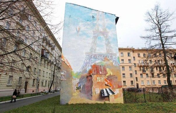 Четыре Эйфелевы башни в Петербурге  Рассказываем, как очутиться во Франции и сделать селфи на фоне всемирно и...