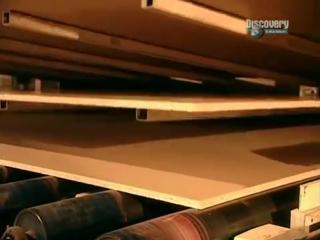 Производство мебели из ДСП