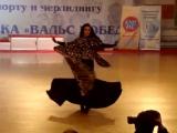 XI WORLD DANCE OLYMPIAD 2014  Чемпионат Мира Folk (6-ое место) «Linara» Недосенк 3418
