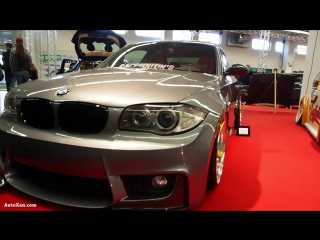BMW E82 (1-Series Coupe) 2010 123d 278ps 504Hm R19 Tuning - Exterior Walkaround