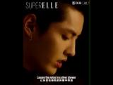 [VIDEO] 170406 Kris Wu Yifan @ ELLE May 2017