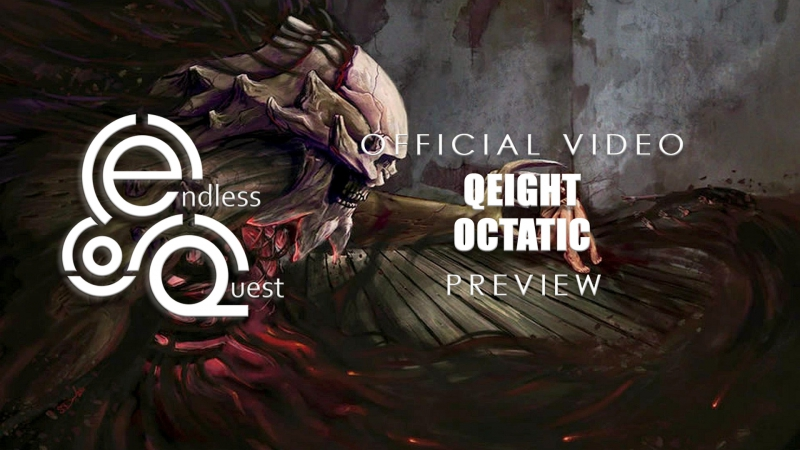 Qeight - Octatic |Official Video| |Preview|