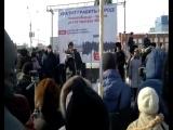 Новосибирск майданит: требует отставки губернатора