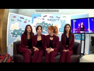 [ENG SUB] 161105 DALSHABET reaction on MBC Music Core