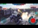 Galahad Taran_Magnums - War Robots - Gameplay (Powerplant)