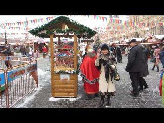 Москва. Красная площадь..03 декабря 2016год.
