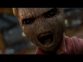 Стражи Галактики 2 / Guardians of the Galaxy Vol. 2.Трейлер 2 (2017) [1080p]