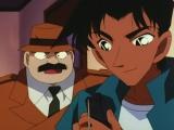 El Detectiu Conan - 278 - La professora danglès contra el detectiu de loest (II)