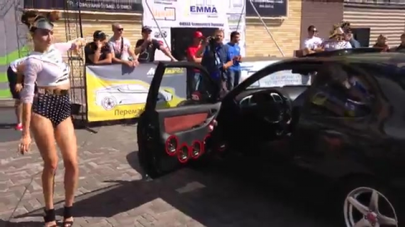 EMMA 2016 финал ESQL Lanos Sport Тищенко Егор