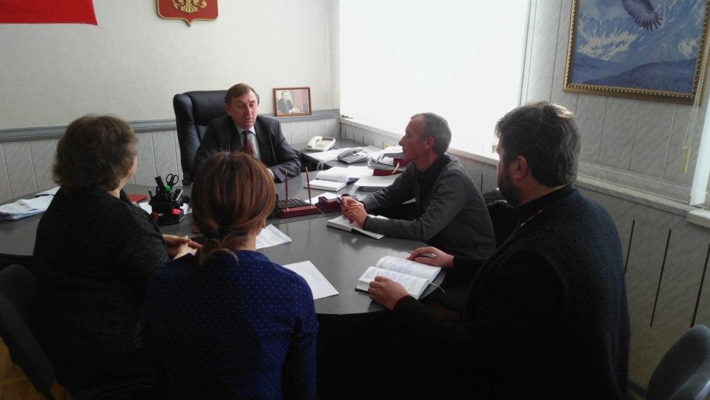 В станице Зеленчукской обсудили вопросы проведения «Широкой Масленицы»