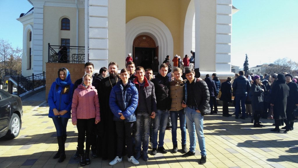 Жители Зеленчукского района приняли участие в епархиальном Сретенском молодёжном форуме