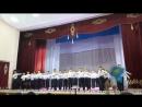 Тəуелсіздіктің 25жылдығына арналған Қазақ -түрік лицейінің концерті,құлынымда атсалысуда