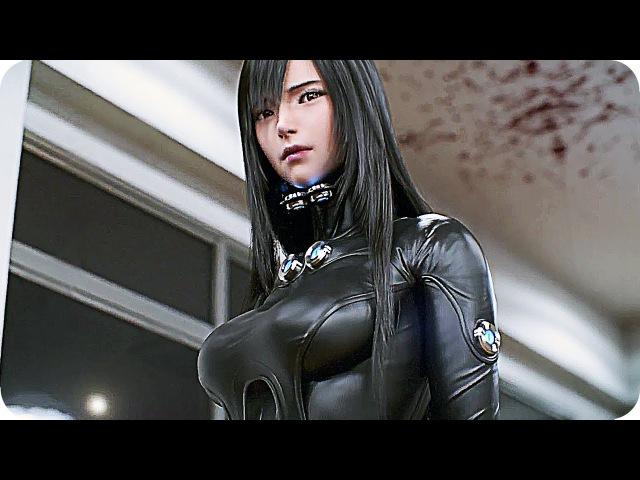 Gantz: O Trailer (2017) Animated Science-Fiction Movie