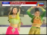 Bhavnagar Polo Cup Begins With A Bang Of Sunny Leone's Performance_Etv News Gujarati