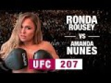 UFC 207 Ронда Роузи - Аманда Нуньез Доминик Крус – Коди Гарбрэндт Прогноз на бой о ...