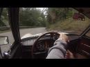 Fiat 850 Coupe HP 70 hoch auf TTO (Thoma Teststrecke Oberkolbich)