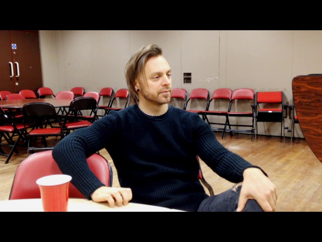 Bullet For My Valentine Interview 2017 (Dont Need You, Unexpected Goals, Jägermeister Challenge)