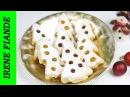 Бесподобно вкусное Новогоднее песочное печенье Ёлочка . Сметут всё за минуты