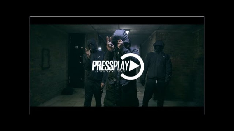 Zone 2 P S X Trizzac X Kwengface Look Man HitSquad Music Video @Marksman t @Psavage365