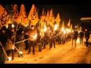 Хода із смолоскипами в честь Андрія СНІТКА Хоми у Маневичах ВІДЕО