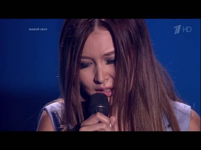 Динара Каирова «Hurt» - Слепые прослушивания – Голос – Сезон 5