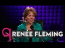 Renée Fleming on success, stage fright, and giving up