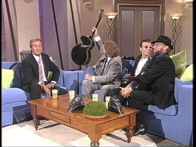 Bee Gees - How Deep Is Your Love - acapella - **Awesome Quality** LIVE 1998