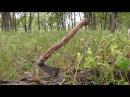 Боевой топор, быстрое изготовление плотницкого ножа,