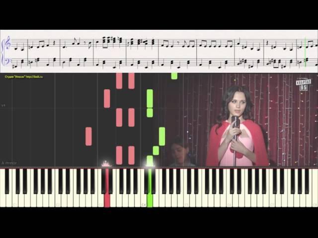 Мой маленький оркестр - А.Кошмал (т/с Сваты) (Ноты для фортепиано) (piano cover)