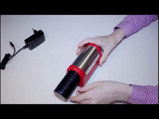 NiceDevice.Видеодемонстрация электрической ножеточки TAIDEA 1031
