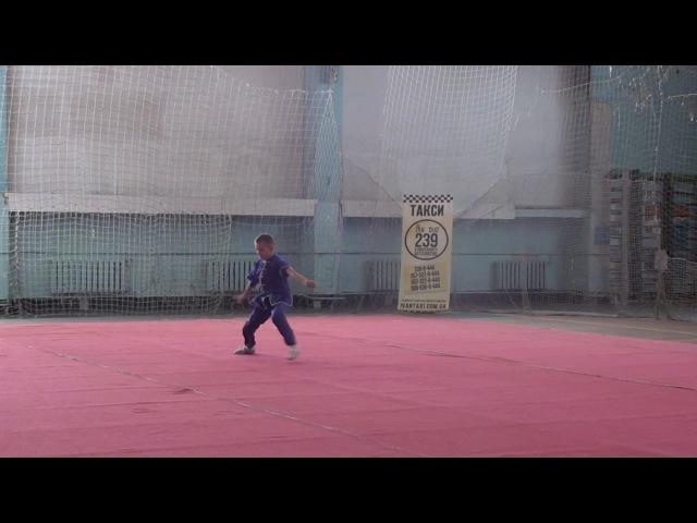 Чан цюань (чуцзи). Маранди Андрей. Чемпионат Запорожской области по ушу 2017