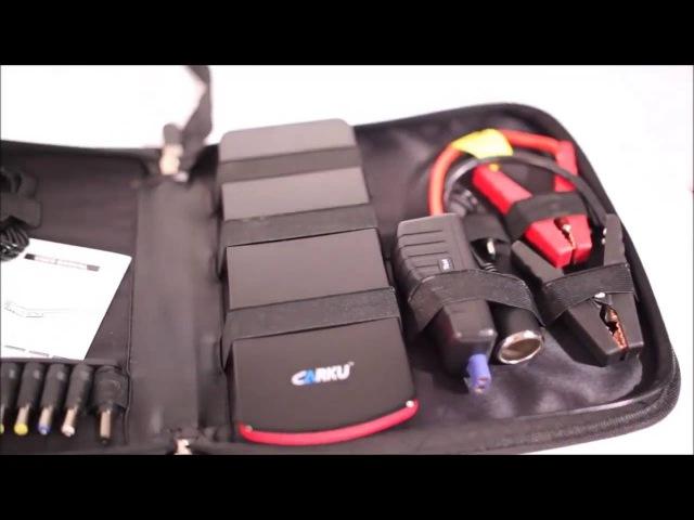 Обзор портативного пуско-зарядного устройства CARKU E-Power 21