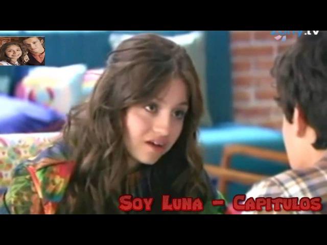 Soy Luna - Capitulo 74 - Luna y Simon hablan || Я Луна - 1 сезон 74 серия, разговор между Симоном и Луной