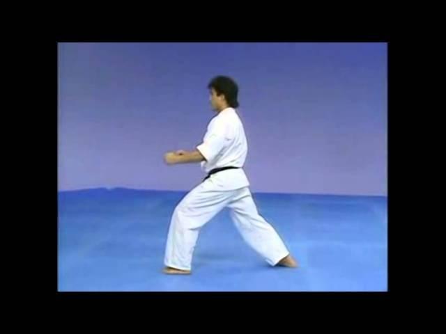 Каратэ Киокушинкай: Ката - Сокуги Тайкиоку Соно Сан | Kyokushin Karate:Kata-Sokugi Taikyoku Sono San
