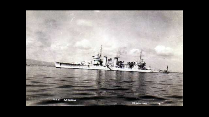 USS Astoria CA