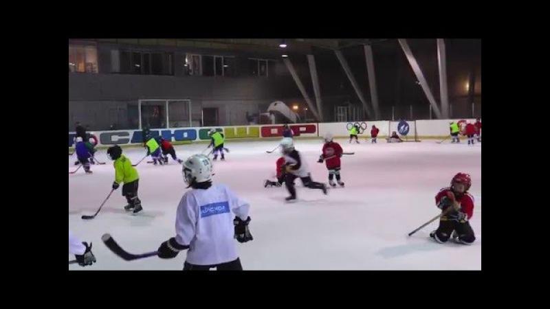 Финты в хоккее Супер владение шайбой