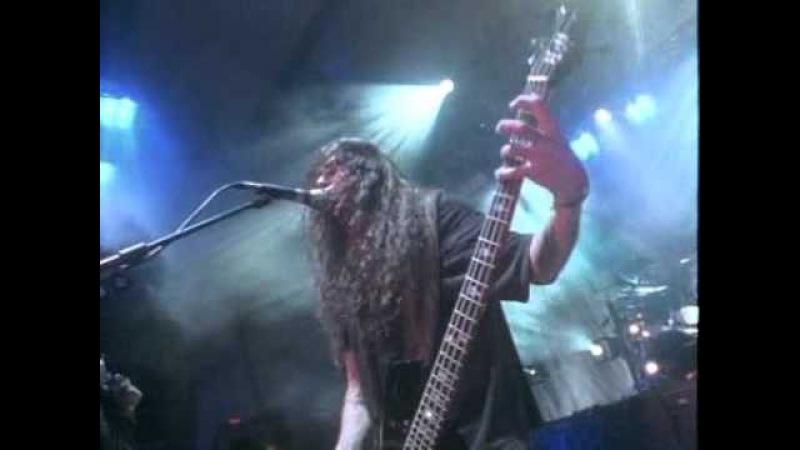 Slayer - Angel of Death (Live Intrusion 1995)
