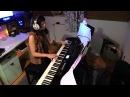 Eagles Hotel California piano cover
