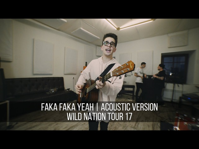 Wildways Faka Faka Yeah Acoustic