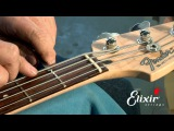 Setting Up Your Bass Guitar Nut Action Height Adjustment  (Step 3 of 4)